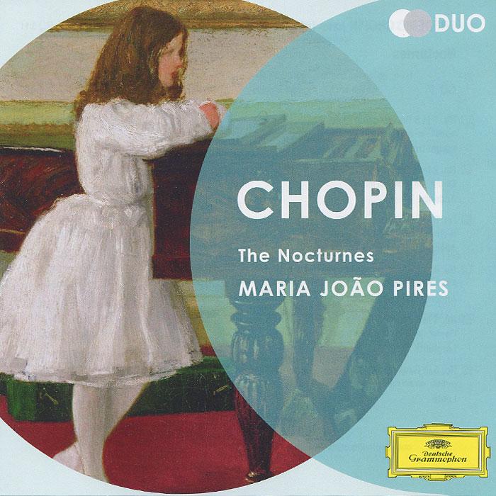 Мария Пирес Maria Joao Pires. Chopin. The Nocturnes (2 CD) мария пирес августин дюмэй ян вэнг maria joao pires augustin dumay jian wang mozart piano trios k 496