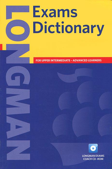Longman Exams Dictionary (+ CD-ROM) summers d longman pocket activator dictionary