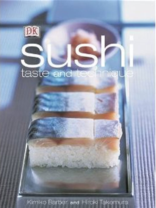 Sushi healthy and beautiful from head to toe