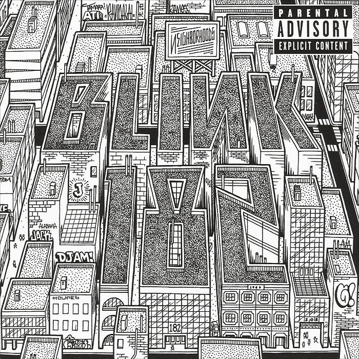 Blink-182. Neighborhoods