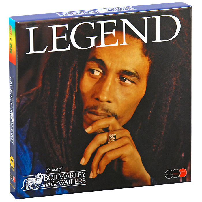 Bob Marley And The Wailers. Legend. The Best Of (2 CD + DVD)