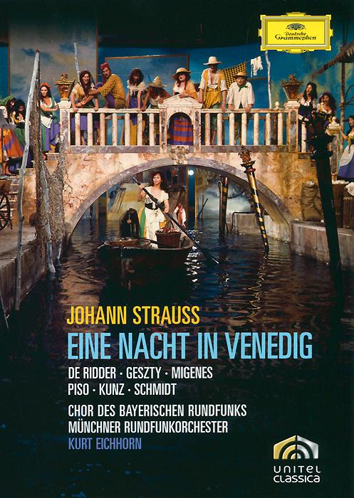Strauss, Kurt Eichhorn: Eine Nacht In Venedig кеды enrico coveri enrico coveri en717amtrv17
