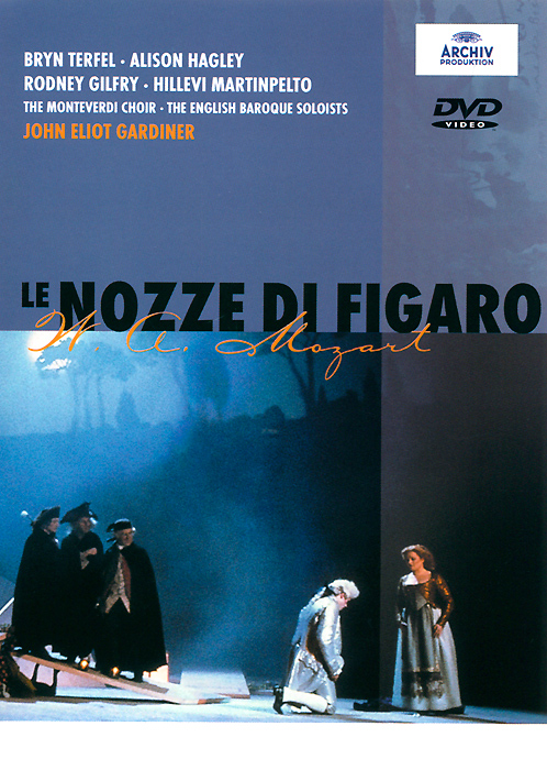 Mozart, John Eliot Gardiner: Le Nozze Di Figaro svart crown svart crown abreaction lp cd