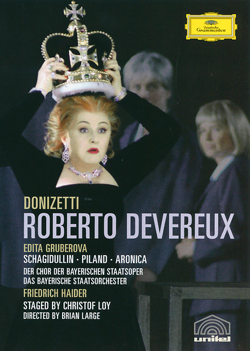 Donizetti, Friedrich Haider: Roberto Devereux купить