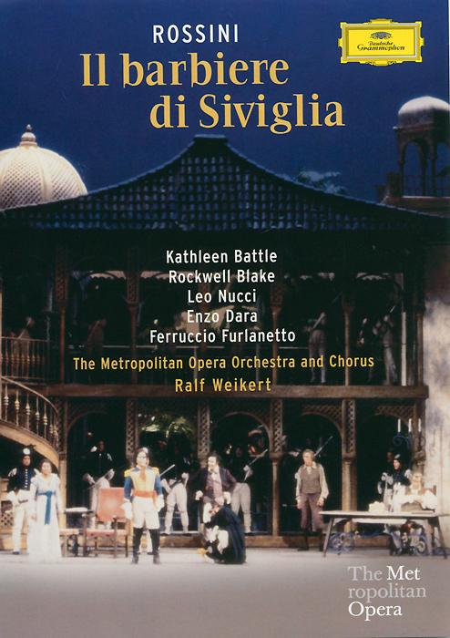 Rossini, Ralf Weikert: Il Barbiere Di Siviglia (2 DVD) collezioni barbiere крем для лица