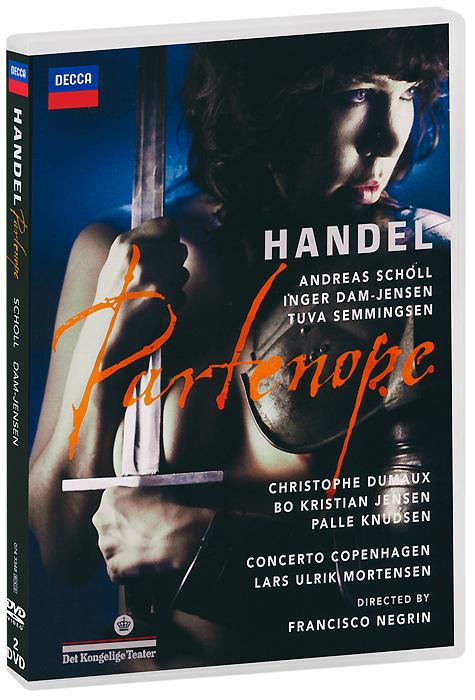 Handel, Andreas Scholl, Inger Dam-Jensen: Partenope (2 DVD) andreas kümmert frankfurt am main
