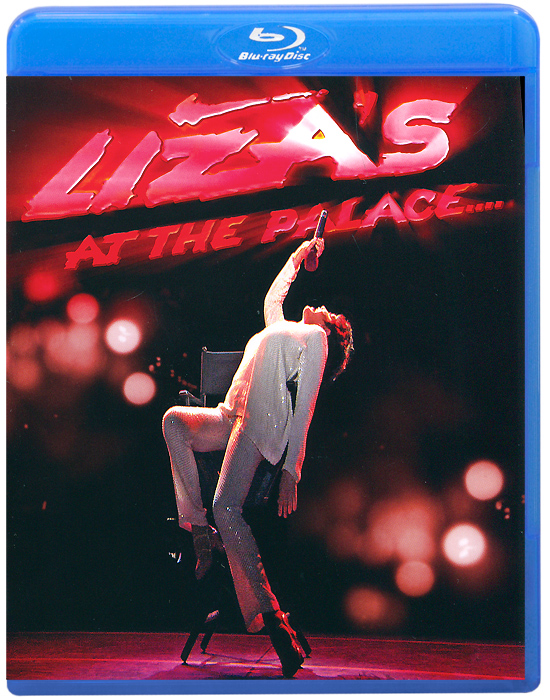 Liza Minnelli: Liza's At The Palace (Blu-ray) the berlin concert domingo netrebko villazon blu ray