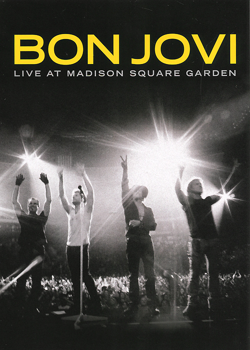 Bon Jovi: Live At Madison Square Garden rihanna loud tour live at the o2