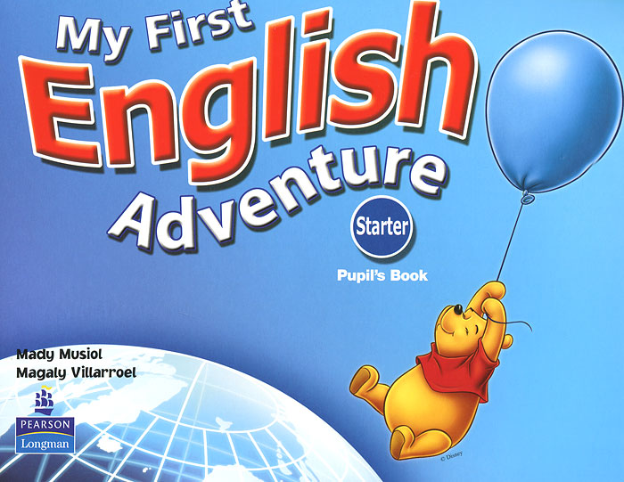 My First English Adventure: Starter Pupils Book my first eng adventure starter tb