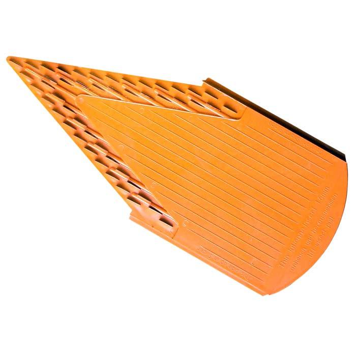 Вставка к овощерезке Borner Trend 1,6 мм 118/2118/2, 300087Дополнительная вставка для овощерезки выполнена в виде V-образной рамы с ножами 1,6 мм из пластика и металла. Вставка подходит для нарезки любых овощей и фруктов на тонкую и длинную соломку, мелкие кубики. Характеристики: Материал: пластик, металл. Цвет: оранжевый. Размер: 22 см х 9,7 см. Длина ножей: 1 см. Высота ножей: 1,6 мм - 4 мм. Размер упаковки: 26 см х 10 см х 2 см. Производитель: Германия. Артикул: 118/2.