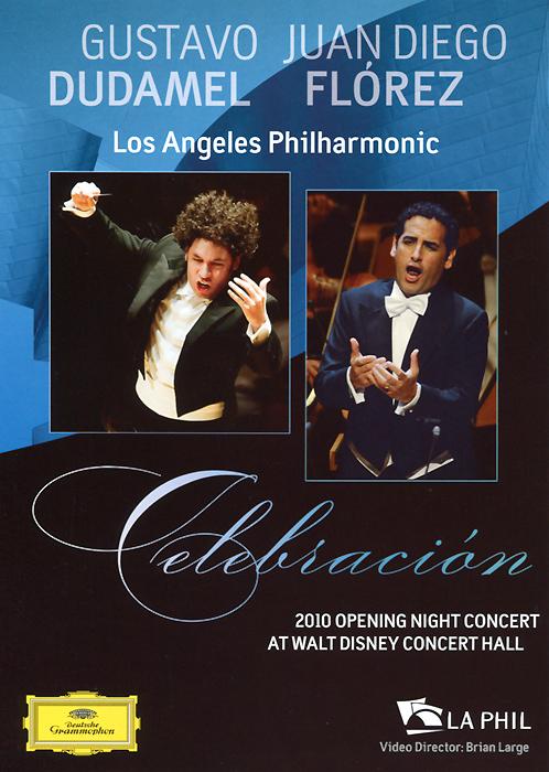 Gustavo Dudamel, Juan Diego Florez, Los Angeles Philharmonic: Celebracion juan diego florez bogotá