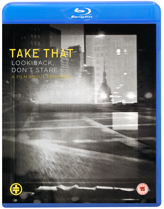 Take That: Look Back, Don't Stare (Blu-ray) take that take that iii