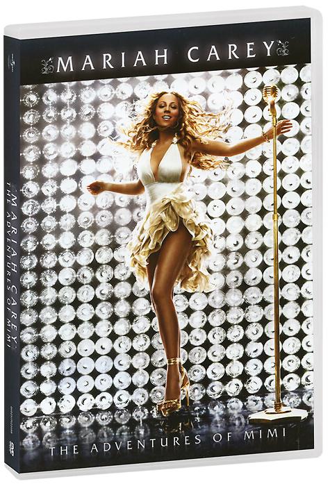 Mariah Carey: The Adventures Of Mimi (2 DVD) mariah carey melbourne