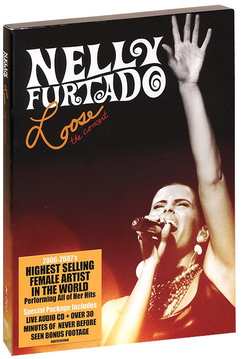 Nelly Furtado: Loose - The Concert (DVD + CD)