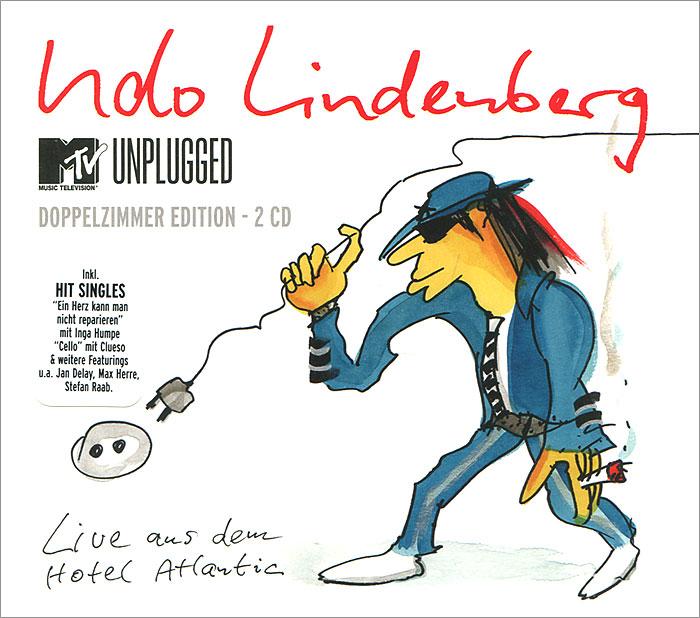 Удо Линдерберг Udo Lindenberg. Live Aus Dem Hotel Atlantic (2 CD) удо линдерберг udo lindenberg live intensivstationen special deluxe edition 2 cd