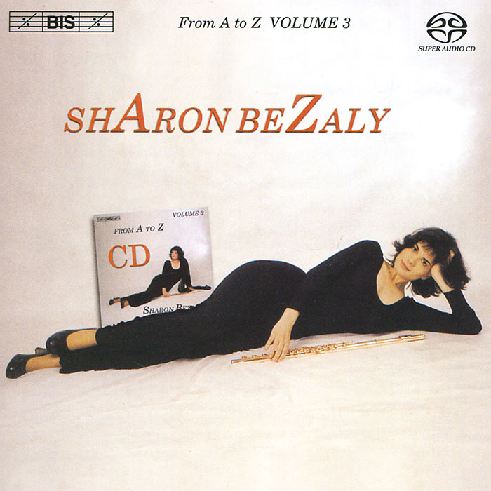 Шэрон Бизали Sharon Bezaly. From A To Z. Volume 3 (SACD)