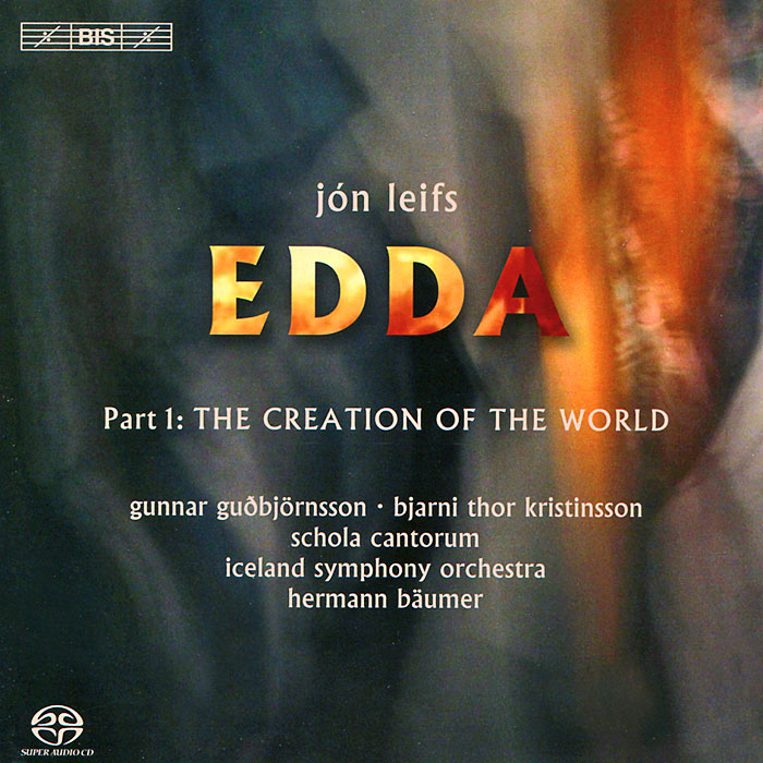 Leifs. Edda I. The Creation Of The World (SACD)
