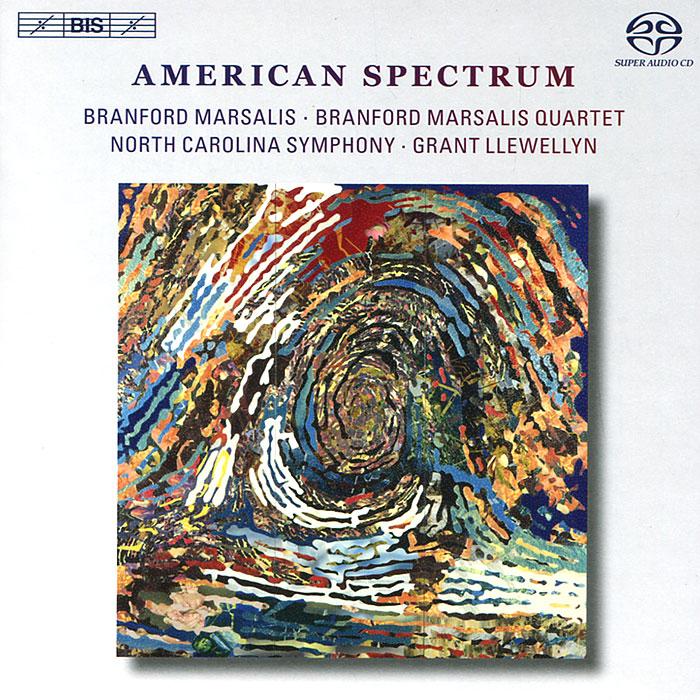 Branford Marsalis, North Carolina Symphony, Grant Llewellyn. American Spectrum (SACD)
