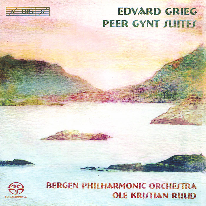 Bergen Philharmonic Orchestra,Оле Кристиан Рууд Ole Kristian Ruud. Bergen Philharmonic Orchestra. Grieg. Peer Gynt Suites Etc. (SACD)