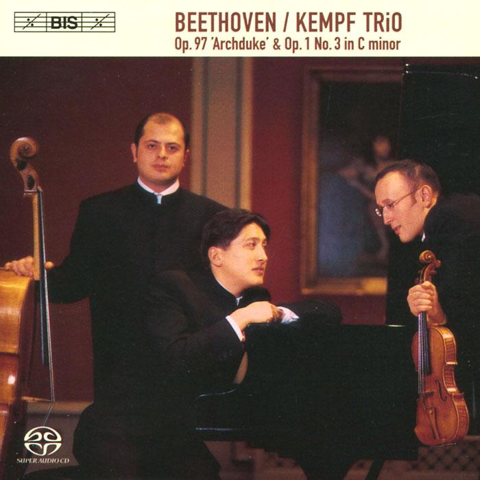 Фредди Кемпф,Перри Бенсейд Kempf Trio. Beethoven. Piano Trios (SACD) музыка cd dvd sfr35740862 la folia sacd