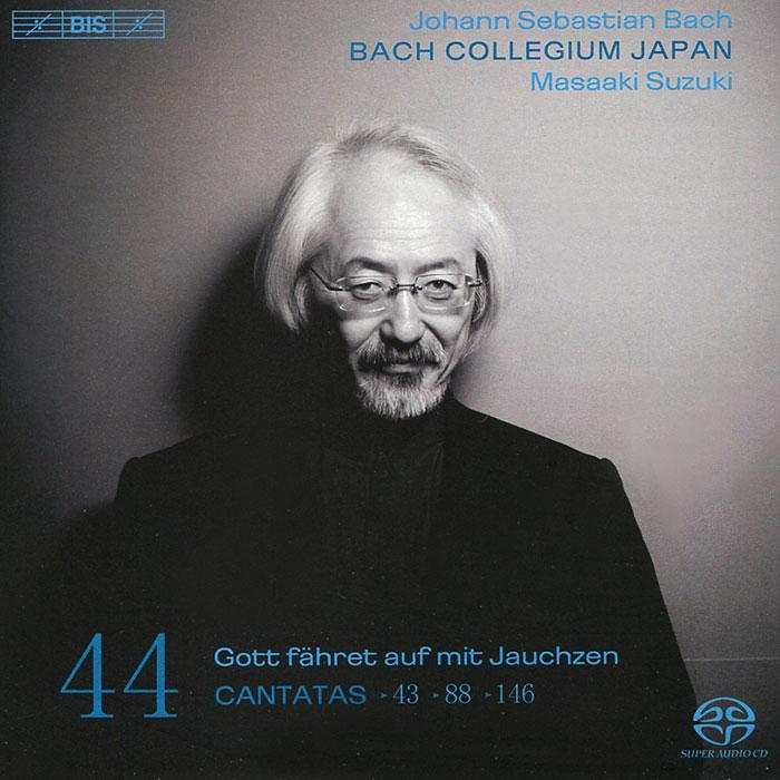 Bach Collegium Japan, Masaaki Suzuki. Bach. Cantatas 44 (SACD)