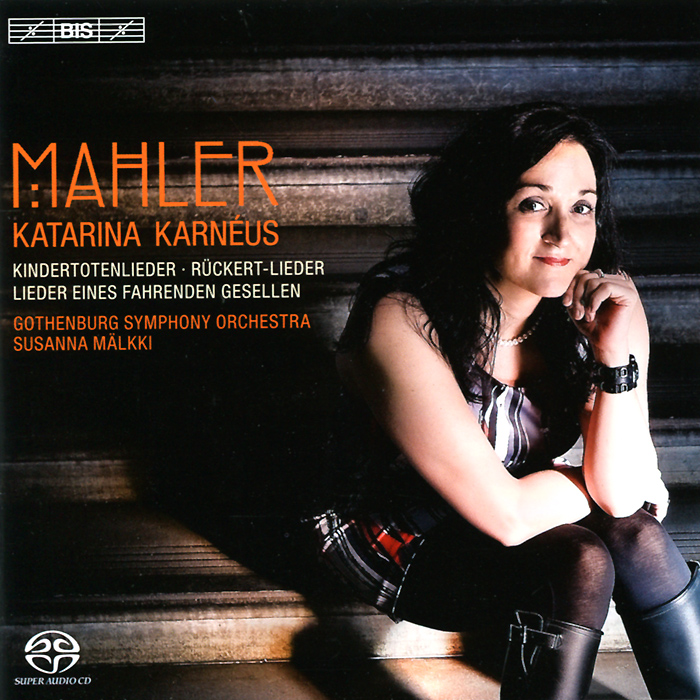Сюзанна Малкки,Катарина Карнеус,Gothenburg Symphony Chorus Susanna Malkki, Katarina Karneus, GSO. Mahler. Orchestral Songs (SACD) бра colosseo susanna 80311 2w