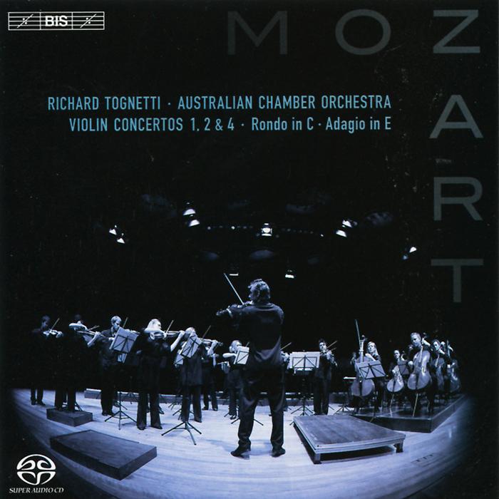 Ричард Тогнетти Richard Tognetti. Mozart. Violin Concertos Nos 1,2 & 4 Etc. (SACD) quality snake wood violin tail piece chin rest pegs ends all 4 4 sk002 violin parts