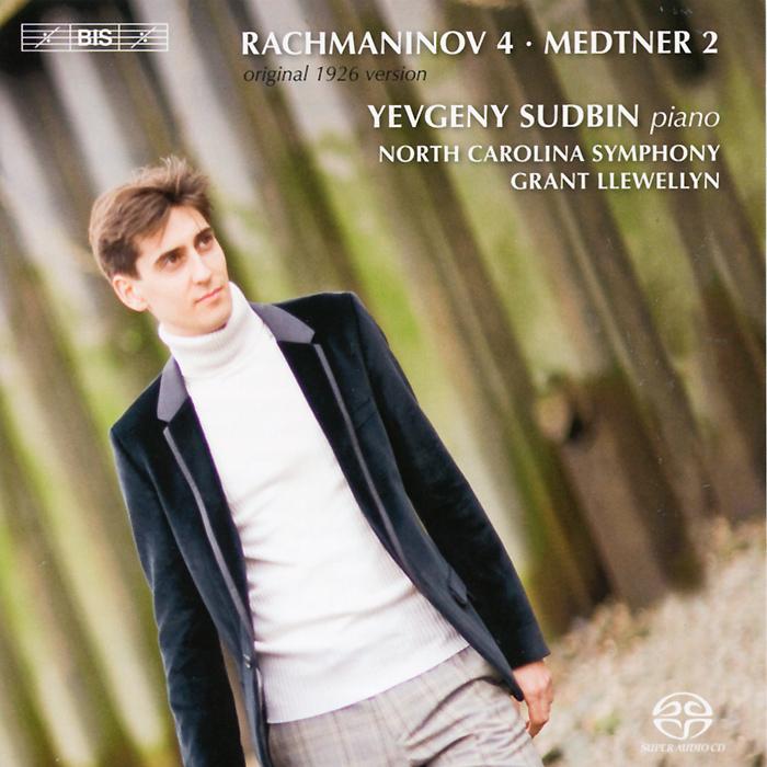 Yevgeny Sudbin. Medtner / Rachmaninov. Piano Concertos (SACD)