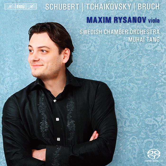 Максим Русанов,Swedish Chamber Orchestra,Мухей Тенг Maxim Rysanov, Swedish Chamber Orchestra, Muhai Tang. Schubert / Tchaikovsky / Bruch (SACD)