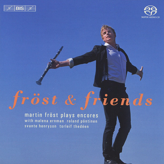 Martin Frost. Frost And Friends (SACD)