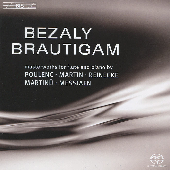 Шэрон Бизали,Роналд Броутайджем Sharon Bezaly. Ronald Brautigam. Masterworks For Flute And Piano II (SACD)