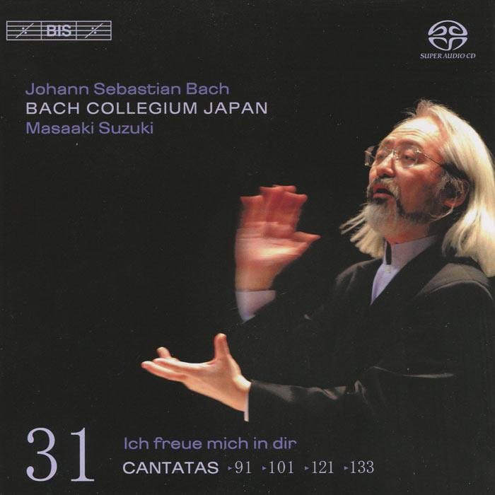Bach Collegium Japan, Masaaki Suzuki. Bach. Cantatas 31 (SACD)