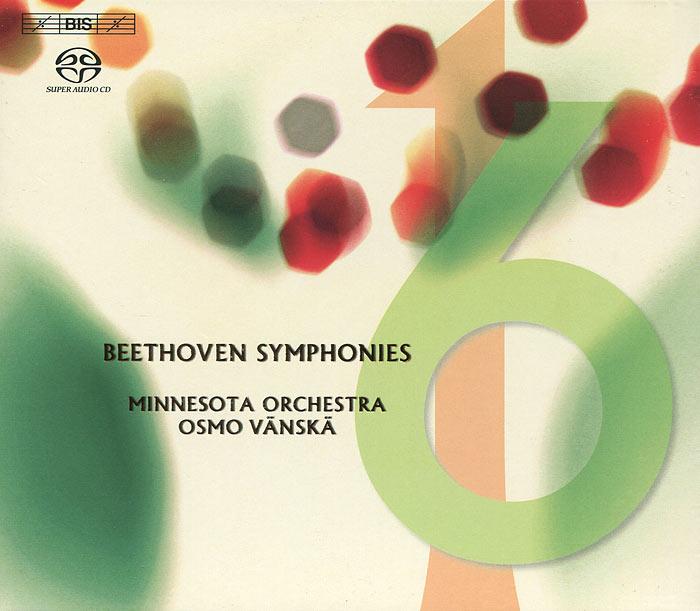 Minnesota Orchestra,Осмо Вянска Minnesota Orchestra. Osmo Vanska. Beethoven. Symphonies Nos. 1 & 6 (SACD)