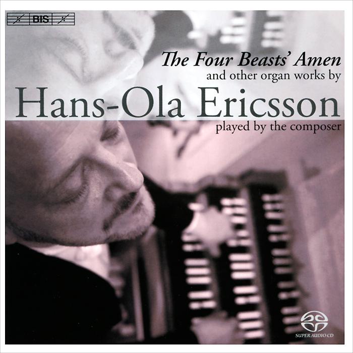 Сюзанна Райден,Томми Бьорк,Андерс Ханнас Hans-Ola Ericsson. The Four Beasts' Amen (SACD)