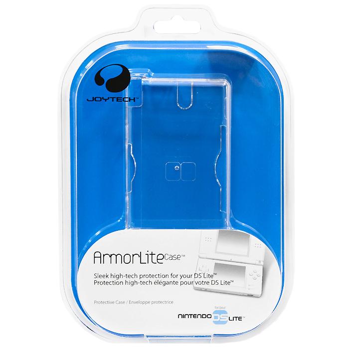 Защитный пластиковый футляр  ArmorLite Case для Nintendo DS Lite, Joytech