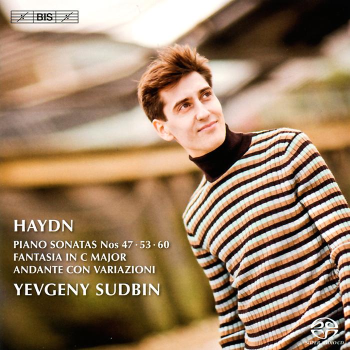 Евгений Судьбин Yevgeny Sudbin. Yevgeny Sudbin Plays Haydn (SACD)