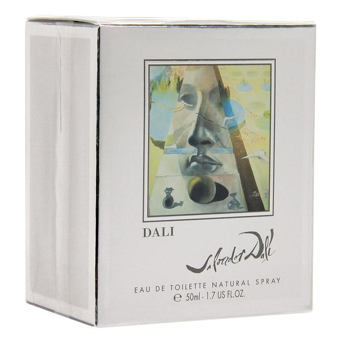 Salvador Dali Туалетная вода Salvador Dali, женская, 50 мл dali da002ewoch57