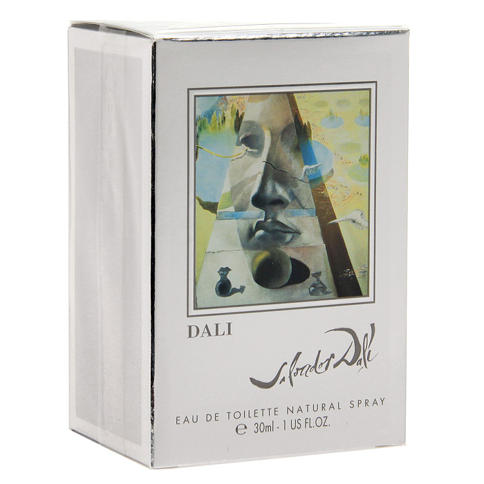 Salvador Dali Туалетная вода Salvador Dali, женская, 30 мл890001DALI EAU DE TOILETTE (FEMME CLASSIC) - это аромат для современных молодых женщин, которые хотят заявить о себе и выделиться на фоне нынешних парфюмерных тенденций, выбирая в качестве аромата настоящее Искусство. Альберто Мориллас – парфюмер, успешно воплотивший ароматическую мечту Дали при создании LE PARFUM, создал и новый аромат. Верхняя нота: Бергамот Мандарин Цветы апельсина. Средняя нота: Роза Жасмин Магнолия. Шлейф: Древесный аккорд Ваниль Белый мускус. При выборе обратите внимание на вид аромата и ноты, доверьтесь вашим эмоциям.Краткий гид по парфюмерии: виды, ноты, ароматы, советы по выбору. Статья OZON Гид