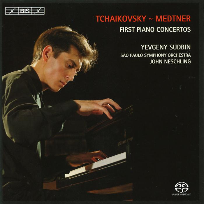 Yevgeny Sudbin. Tchaikovsky / Medtner. Piano Concertos (SACD)