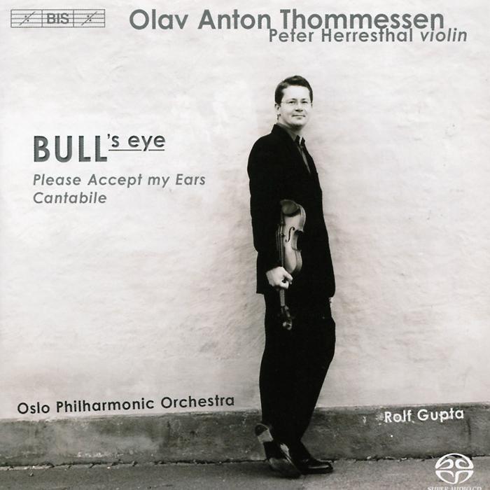 Peter Herresthal. Thommessen. Bull's Eye (SACD)