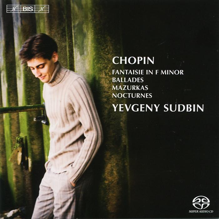 Евгений Судьбин Yevgeny Sudbin. Chopin (SACD)