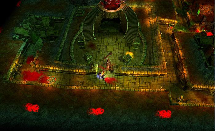 Dungeons: Повелитель тьмы Realmforge Studios