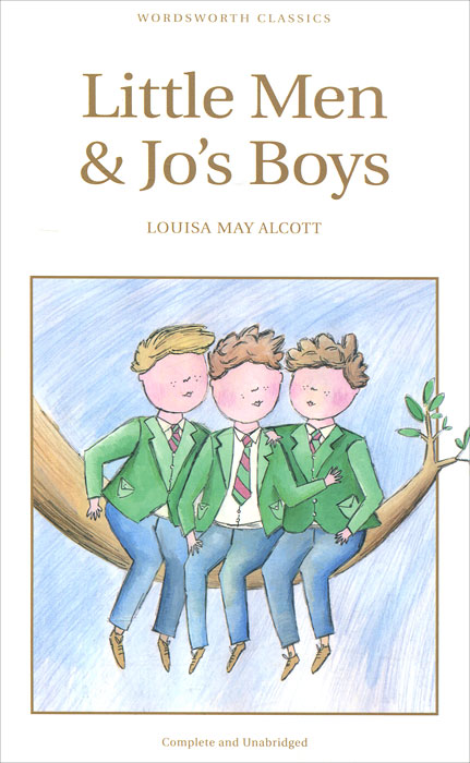цены Little Men & Jo's Boys