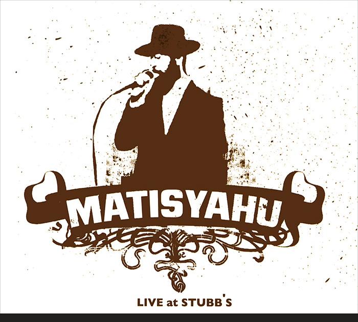 Matisyahu Matisyahu. Live At Stubb's sony cp v3