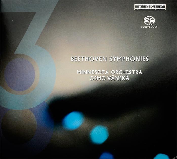 Minnesota Orchestra,Осмо Вянска Minnesota Orchestra. Osmo Vanska. Beethoven. Symphonies Nos. 3 & 8 (SACD)