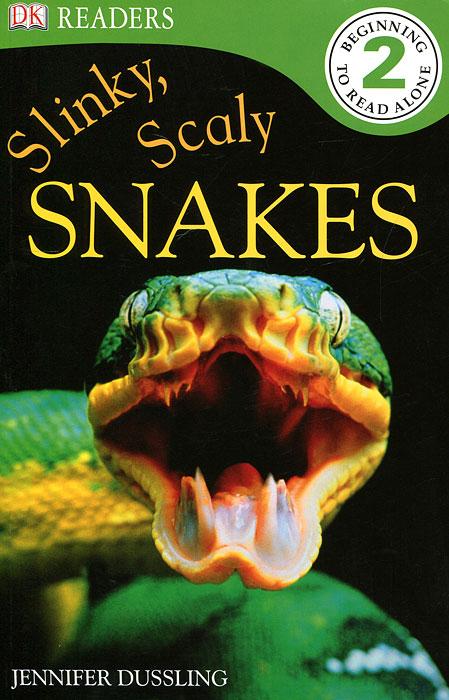 Slinky, Scaly, Snakes jennifer dussling slinky scaly snakes beginning 2