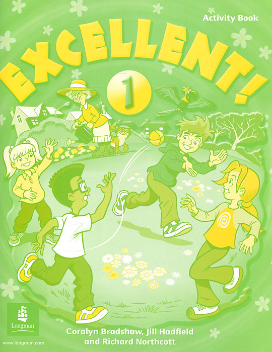 Excellent: Activity Book: Level 1