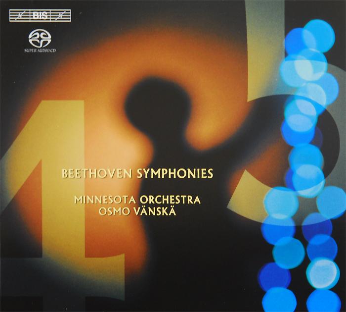 Minnesota Orchestra,Осмо Вянска Minnesota Orchestra. Osmo Vanska. Beethoven. Symphonies Nos. 4 & 5 (SACD)