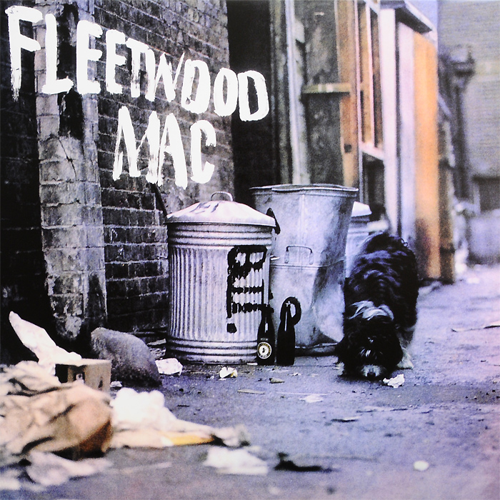 Fleetwood Mac Fleetwood Mac. Peter Green's Fleetwood Mac (LP) peter gabriel peter gabriel passion 3 lp