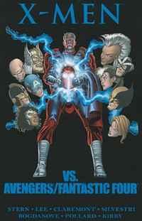 X-Men vs. Avengers/Fantastic Four fantastic monsters of bosch bruegel and arcimboldo